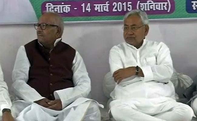 Bihar Chief Minister Nitish Kumar To Address JD-U's Mumbai Rally Tomorrow