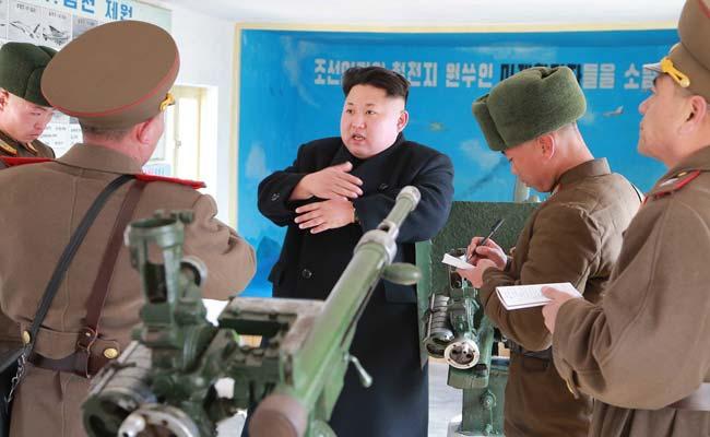 North Korea Accuses US Of Seeking 'Pre-Emptive Nuclear Strike'