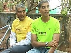 Bengaluru Brothers Cycle Through Spain to Spread Awareness on Organ Donation