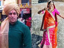 Salman Khan to Reportedly Play Football at a Wedding in <i>Prem Ratan Dhan Payo</i>'s 13-Minute-Long Song