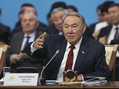 Kazakhistan President Nursultan Nazarbayev Seeks Another 5 Years in Early Election