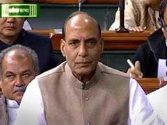 Home Minister Rajnath Singh Assures Farmers Full Compensation for Crop Damage
