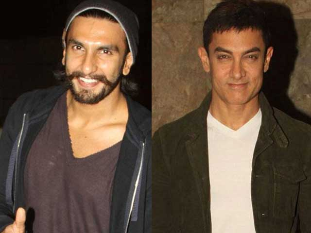 Ranveer Singh: Still Love Aamir Khan Even Though he Didn't Like AIB Roast