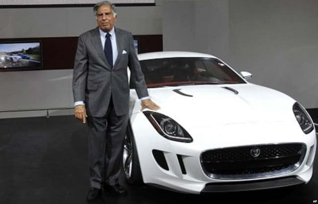 Ratan Tata Was Humiliated By Ford Reveals Colleague Ndtv Carandbike