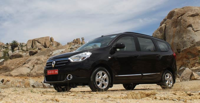 Renault Lodgy MPV Review