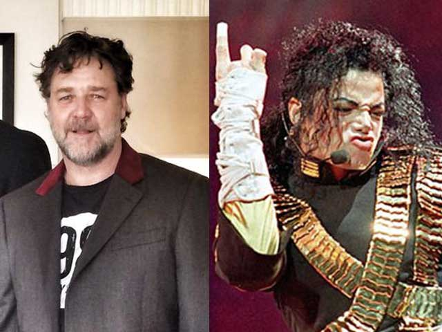 Russell Crowe: Michael Jackson Used to Prank Call Me