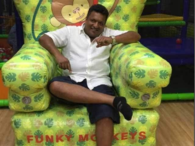 Sanjay Gupta Takes Break From Jazbaa Shoot for Son's Birthday