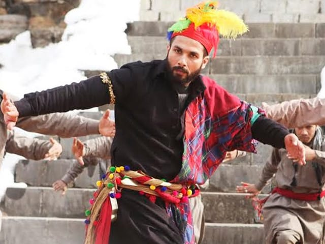 National Awards: Shahid Kapoor 'So, So Happy' With Haider's Five Wins