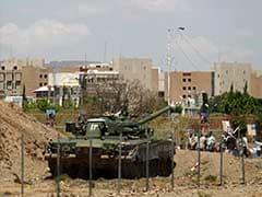 Air Raid Targets Yemen Presidential Complex in Aden