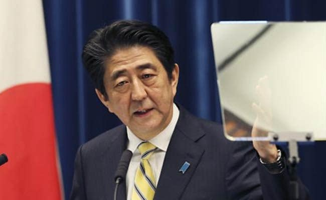 PM Shinzo Abe Says He May Omit Apology from Japan WWII Statement