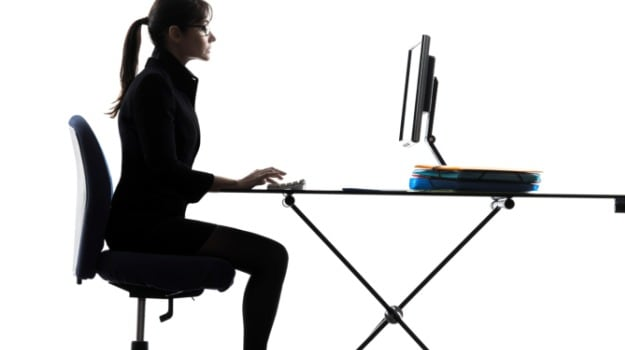 Sitting for Long Hours May Increase Risk of Heart Disease