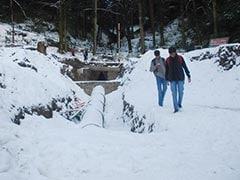 ठंड की चपेट में उत्तर भारत, कश्मीर में पारा -11 डिग्री सेल्सियस तक पहुंचा