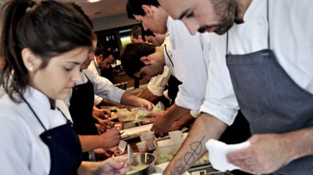 Spain's Female Chefs Demand Their Place at the Top Table