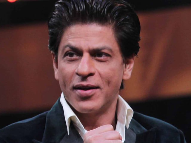 Shah Rukh Khan, Douglas Adams Fan, Tweets From the Intersection of Lives