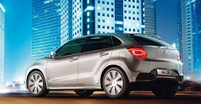 Suzuki iK-2 aka YRA Premium Hatchback Concept Unveiled