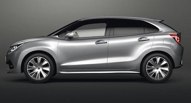 Suzuki iK2 side profile picture