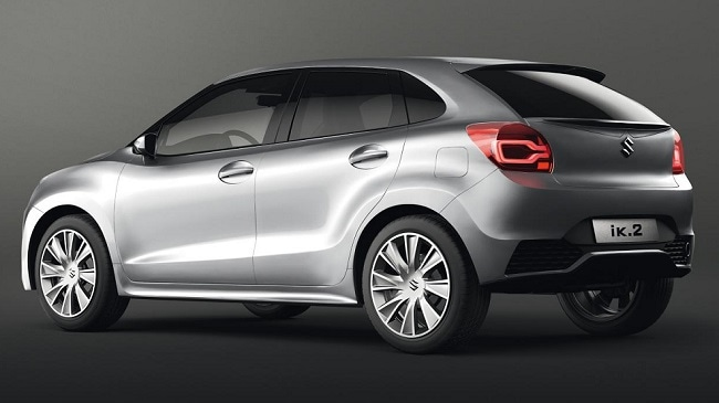 Suzuki Ik 2 Aka Yra Premium Hatchback Concept Unveiled