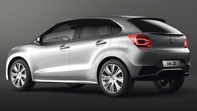 Suzuki iK-2 aka YRA Premium Hatchback Concept Unveiled - NDTV CarAndBike