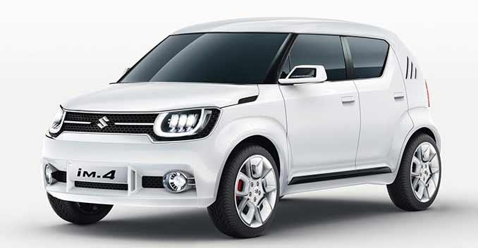 Suzuki Introduces new Platform and Engine Through the iM4 Compact SUV Concept