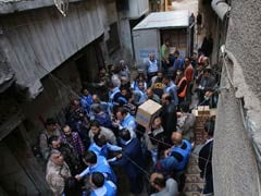 World Shares Blame for Syria's Worst Year: Rights Groups