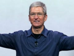 Live Updates: Apple Chief Tim Cook's India Visit