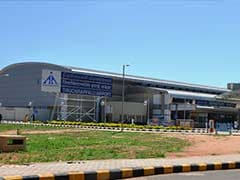 Special Canopy at Tiruchirapalli Airport to Protect Perishable Export Items