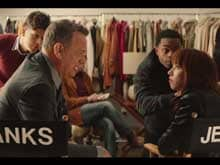 Tom Hanks Lip-Syncs to Carly Rae Jepsen's Song I Really Like You