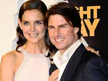 Tom Cruise, Katie Holmes Not on Talking Terms