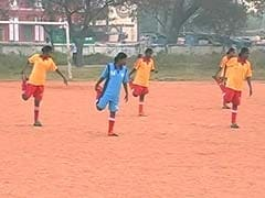 Girls Orphaned by Tsunami Turn Football Champions