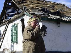 Residents Return to 'Hellish' Ruins in Ukraine Town