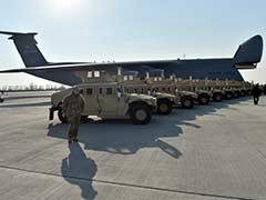 Ukraine Receives First Batch of US Humvees
