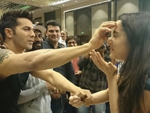 फिल्म 'जुड़वां' के रीमेक में वरुण की हीरोइन हो सकती हैं श्रद्धा कपूर!