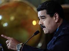 Venezuela's President Nicolas Maduro Hails Sanctioned Officials
