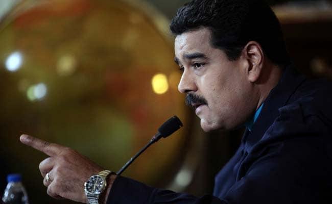 May Go to US to Challenge Barack Obama: Venezuelan President Nicolas Maduro