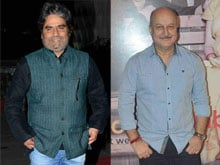 Vishal Bhardwaj Dedicates National Award to Kashmiri Pandits, Anupam Kher Calls it 'Fraudish'