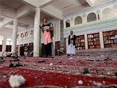 77 Dead in Mosque Bombings in Yemen Capital