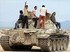 Anti-Government Forces Advance on Southern Yemen