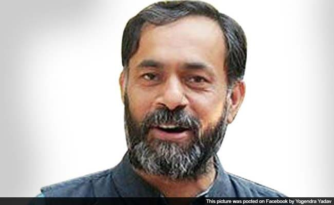 Yogendra Yadav Says Stories About Crisis in Aam Aadmi Party Imaginary