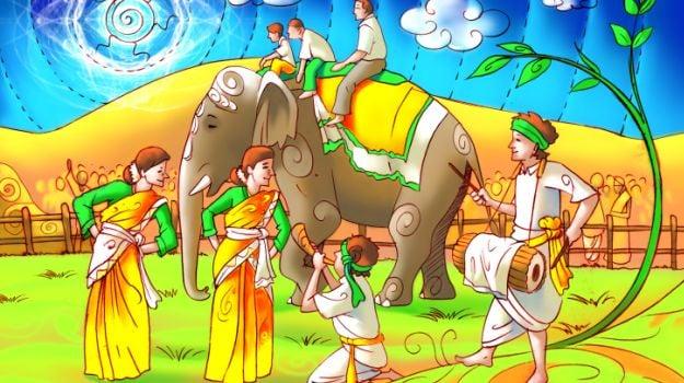 Happy Bohag Bihu: Of Festivities & Traditional Assamese Food