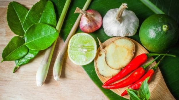 From Galangal to Basil: Spices That Make Thai Food So Healthy