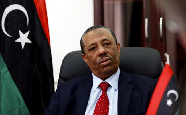 In Growing War, Libya's PM Abdullah Al-Thinni Says His Government to Run Own Oil Sales