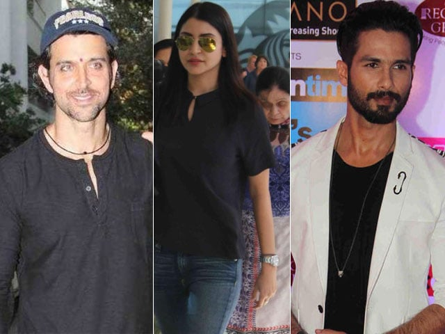 IPL 8: Hrithik Roshan, Anushka Sharma, Shahid Kapoor to Perform At Opening Ceremony