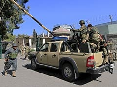 Taliban Ambush Kills At Least 25 Afghan Security Personnel