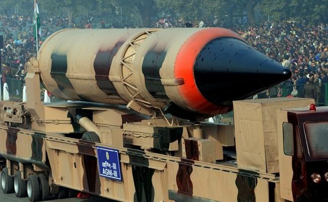 Nuclear-Capable Agni-III Ballistic Missile Test-Fired