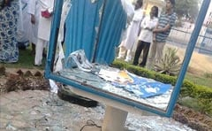 Agra Church Vandalised by a Jilted Lover, Says Police