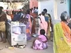 Families of Alleged Smugglers, Killed in Andhra Pradesh, Protest on Road With Bodies