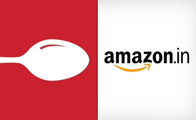 Amazon vs Zomato