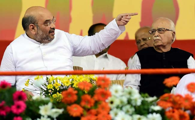 LK Advani's Constituency Snatched, Says Congress On BJP's First List: Highlights