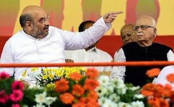 BJP Chief Amit Shah Replaces LK Advani As Gandhinagar Candidate For Polls