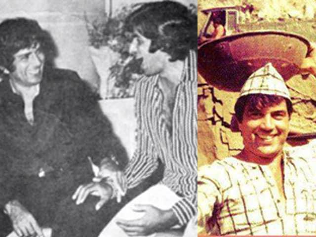 Amitabh Bachchan's Yaadon Ki Baaraat With the Kapoors, Dharmendra